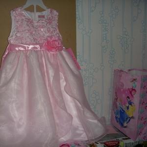 Новое платье принцессы фирмы Nanette, США на 4, 5, 6 лет